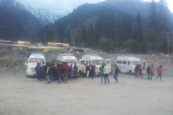tempo traveller hire dharamshala